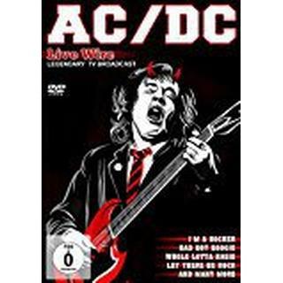 Ac/Dc - Livewire Tv Broadcasts 1976-1979 [DVD]